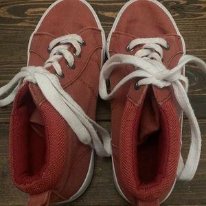 Cat&Jack girl's sneakers size 3.